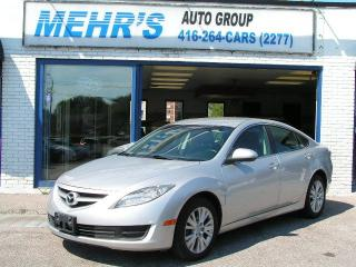 Used 2010 Mazda MAZDA6 GS Auto Leather Like New for sale in Scarborough, ON