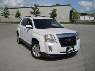 Used 2011 GMC Terrain SUV, Automatic, A/C, 3 years warranty for sale in North York, ON