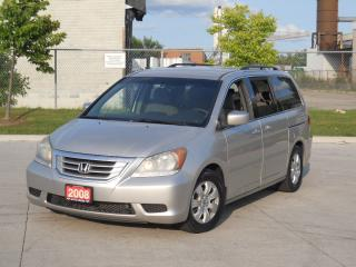 Used 2008 Honda Odyssey 8 passenger, Automatic, certify, 3 for sale in North York, ON
