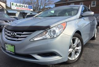 Used 2011 Hyundai Sonata GLS-HEATED SEATS for sale in Hamilton, ON