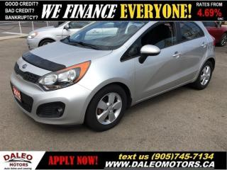 Used 2012 Kia Rio LX (A6) for sale in Hamilton, ON