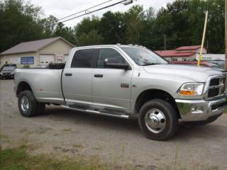Used 2010 Dodge Ram 3500 SLT for sale in Fenelon Falls, ON