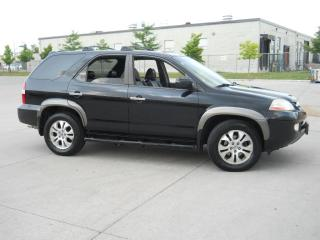 Used 2003 Acura MDX 7 passenger, AWD, Automatic, 3 years for sale in North York, ON