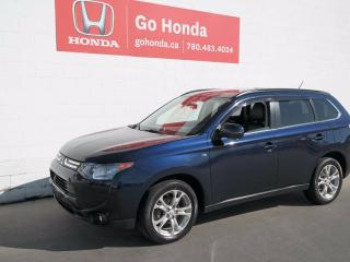 Used 2014 Mitsubishi Outlander GT for sale in Edmonton, AB