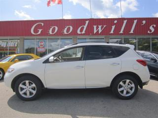 Used 2009 Nissan Murano S! for sale in Aylmer, ON
