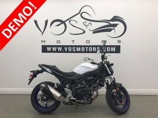 Used 2017 Suzuki SV650 - No Payments for 1 Year** for sale in Concord, ON