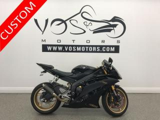 Used 2009 Yamaha YZF-R6 **Free Delivery in the GTA for sale in Concord, ON