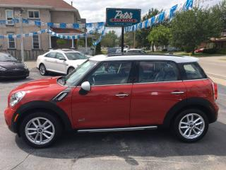Used 2016 MINI Cooper Countryman S for sale in Dunnville, ON