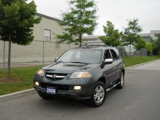 Used 2005 Acura MDX DVD, 7 passanger, AWD, Leather, for sale in North York, ON
