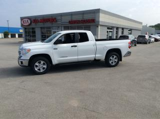 Used 2016 Toyota Tundra SR5 for sale in Owen Sound, ON