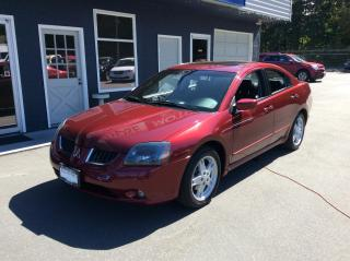 Used 2006 Mitsubishi Galant GTS for sale in Parksville, BC