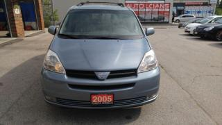 Used 2005 Toyota Sienna XLE (No HST until January 31, 2018) for sale in Scarborough, ON
