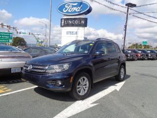 Used 2014 Volkswagen Tiguan Trendline with Convenience Package for sale in Halifax, NS