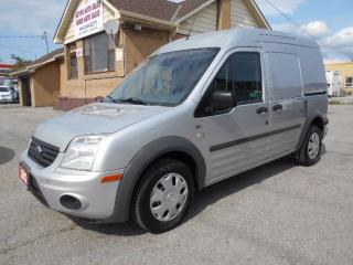 Used 2012 Ford Transit Connect XLT Cargo Van Divider Shelving Certified 142,000Km for sale in Etobicoke, ON