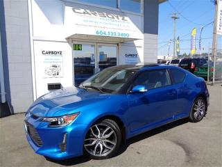 Used 2015 Scion tC Coupe, Automatic, Sunroof for sale in Langley, BC