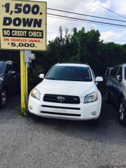 Used 2007 Toyota RAV4 PRE-OWNED CERTIFIED-SUPER CLEAN LOADED 4WD SPORT for sale in Scarborough, ON