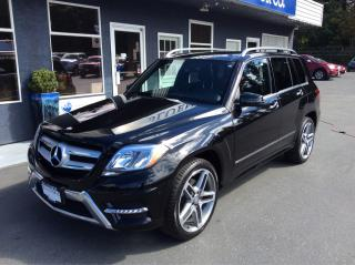 Used 2013 Mercedes-Benz GLK 250 GLK 250 BlueTec for sale in Parksville, BC