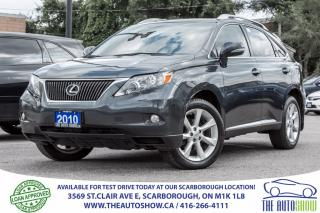 Used 2010 Lexus RX 350 NAVI Cooled Seats Sunroof for sale in Caledon, ON