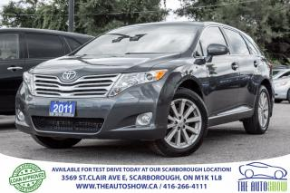 Used 2011 Toyota Venza AWD Leather PanoRoof RearviewCam for sale in Caledon, ON