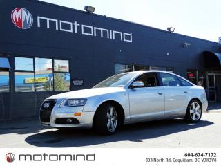Used 2005 Audi A6 S-Line for sale in Coquitlam, BC