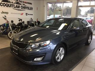 Used 2015 Kia Optima LX for sale in Coquitlam, BC