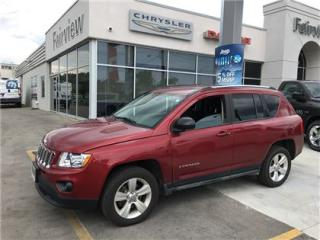 Used 2012 Jeep Compass Accident Free.. 1 Owner for sale in Burlington, ON