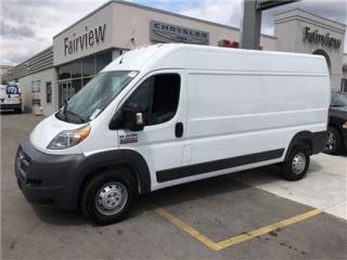 Used 2016 RAM 2500 ProMaster High Roof for sale in Burlington, ON