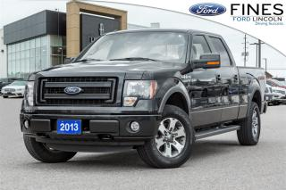 Used 2013 Ford F-150 FX4 - LONGBOX WITH A 5.0L V8! for sale in Bolton, ON