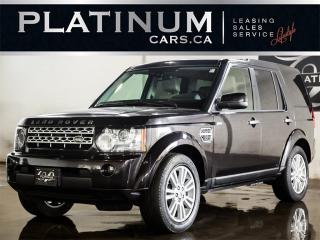 Used 2010 Land Rover LR4 7 PASSENGER, NAVI, C for sale in North York, ON