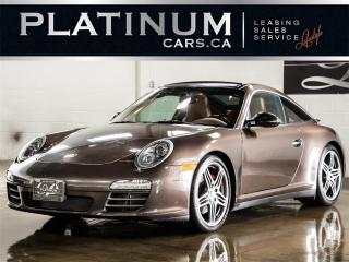 Used 2010 Porsche 911 Targa 4S, SPORT CHRO for sale in North York, ON
