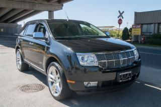 Used 2010 Lincoln MKX Coquitlam Location - 604-298-6161 for sale in Langley, BC