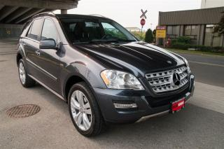 Used 2011 Mercedes-Benz ML-Class ML350 BlueTEC 4MATIC for sale in Langley, BC