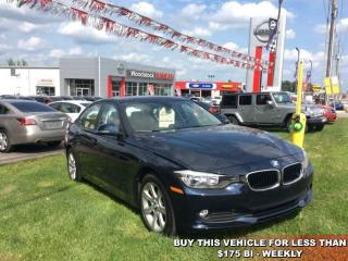 Used 2014 BMW 3 Series 320i xDrive  2500 down for sale in Woodstock, ON