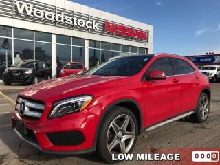 Used 2015 MERCEDES BENZ GLA-Class GLA 250 4MATIC  - $260.60 B/W for sale in Woodstock, ON