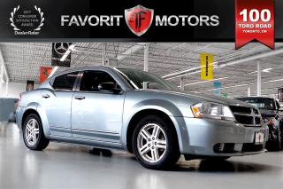 Used 2008 Dodge Avenger SXT FLEX FUEL | SUNROOF | BLUETOOTH | HEATED SEATS for sale in North York, ON