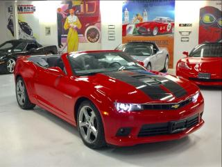 Used 2014 Chevrolet Camaro 2SS, Navigation, Heads Up, for sale in Paris, ON