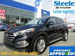 Used 2017 Hyundai Tucson Premium AWD backup camera blindspot htd wheel LOW RATES for sale in Halifax, NS
