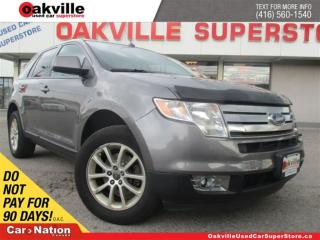 Used 2009 Ford Edge SEL | AWD | HEATED SEATS | HANDSFREE | OPEN SUNDAY for sale in Oakville, ON