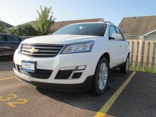 Used 2014 Chevrolet Traverse 1LT $233 Bi-Weekly for sale in Arnprior, ON