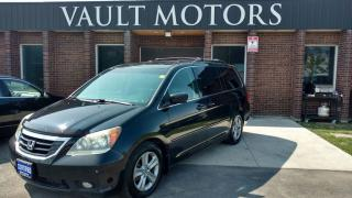 Used 2008 Honda Odyssey Touring WARRANTY INCLUDED for sale in Brampton, ON