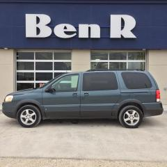 Used 2006 Pontiac Montana SV6 for sale in Steinbach, MB
