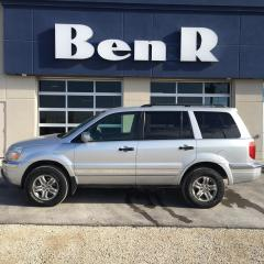 Used 2003 Honda Pilot EX-L for sale in Steinbach, MB