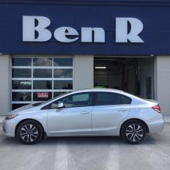 Used 2013 Honda Civic EX-L for sale in Steinbach, MB