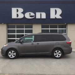 Used 2016 Toyota Sienna LE for sale in Steinbach, MB