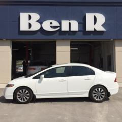 Used 2010 Honda Civic EX-L for sale in Steinbach, MB