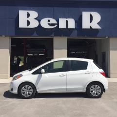 Used 2013 Toyota Yaris LE for sale in Steinbach, MB