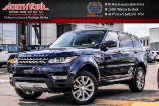 Used 2014 Land Rover Range Rover Sport HSE |4x4|ClimateComfortPkg|Sunroof|Nav|Leather|20