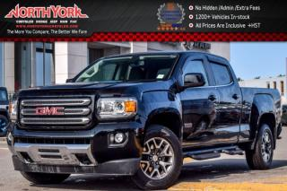 Used 2016 GMC Canyon SLE |4x4|Crew|AllTerrainAdventurePkg|BackUpCam|TowHitch|SideSteps for sale in Thornhill, ON