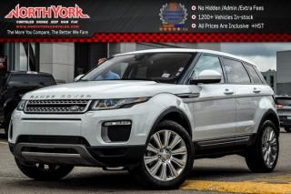 Used 2017 Land Rover Evoque SE |4x4|ProTechPkg|Sunroof|Nav|Meridian|19