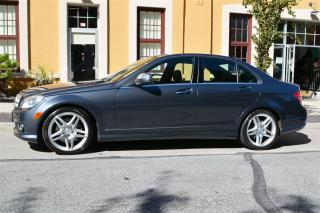 Used 2009 Mercedes-Benz C-Class C350 4Matic Sedan for sale in Vancouver, BC